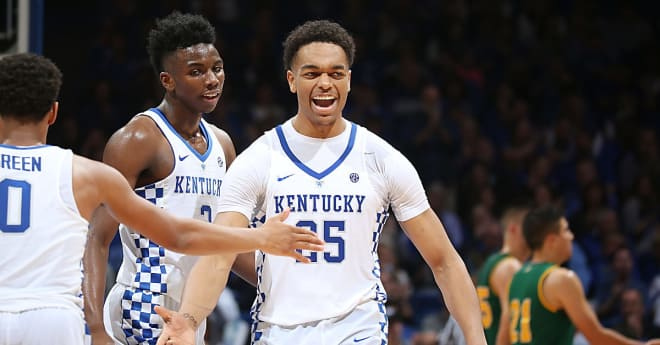 Star KU freshman held out of Kentucky game