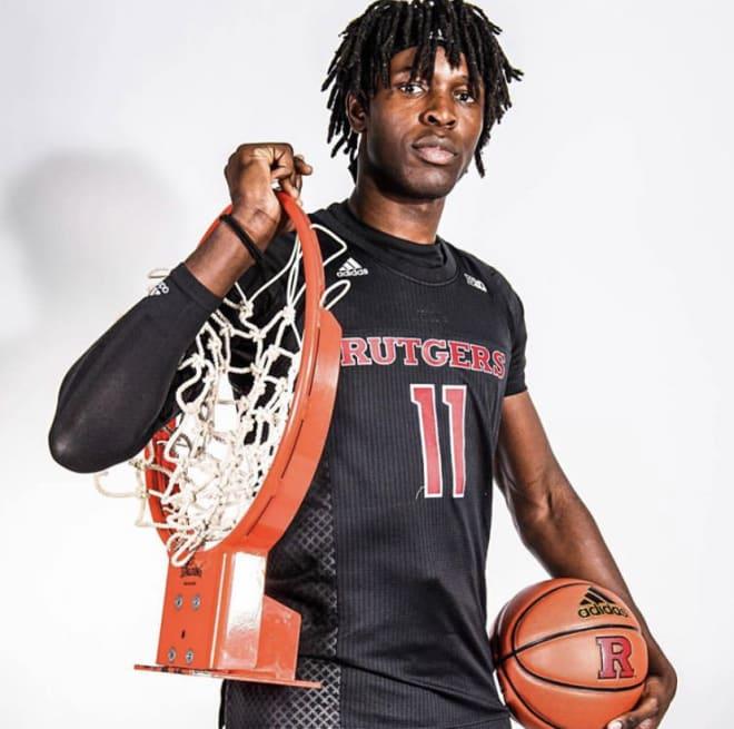 C Omoruyi commits to home-state Rutgers