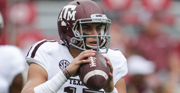 Former Texas A&M QB Nick Starkel headed to Arkansas as graduate transfer