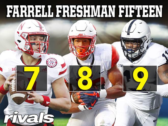 Rivals Farrell Freshman 15 Nos 7 9