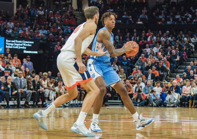 Very little went right for UNC at Virginia, but three Heels played that weren't expected to as recently as Friday.