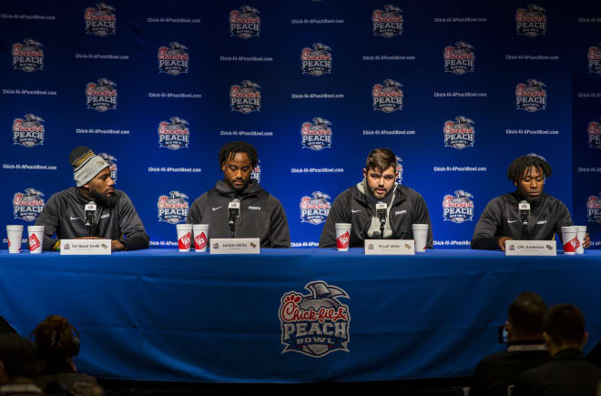 UCF tries to complete ideal season with Peach Bowl victory