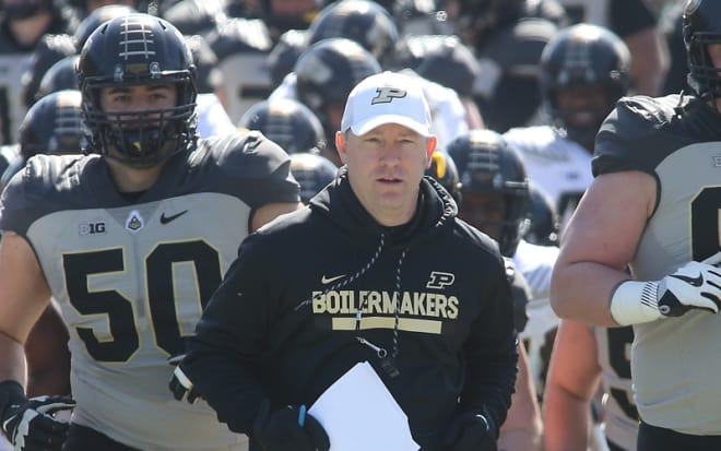 All-Out Blitz: Purdue