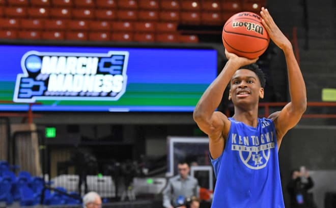 NCAA: Kentucky still learning to win while living on the edge