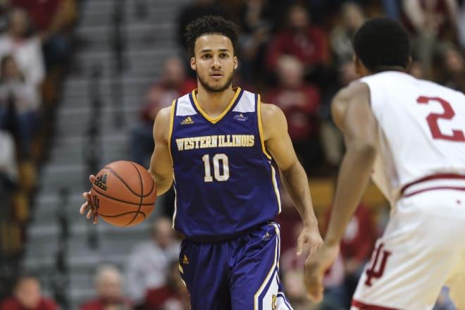 Nebraska landed a commitment from Western Illinois graduate transfer guard Kobe Webster on Saturday.