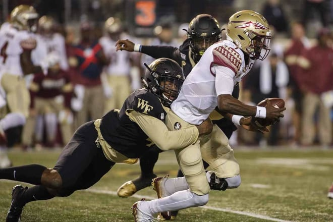 Warchant - Clark: Just another sad Saturday night for Florida State football