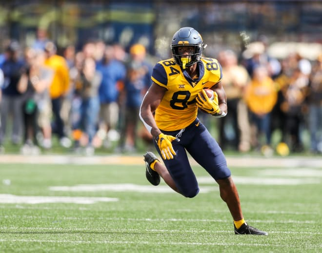 West Virginia Mountaineers tight end Jovani Haskins is entering his redshirt junior season.