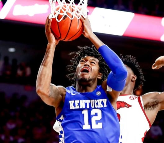 John Calipari gets ejected, Kentucky survives to beat Arkansas