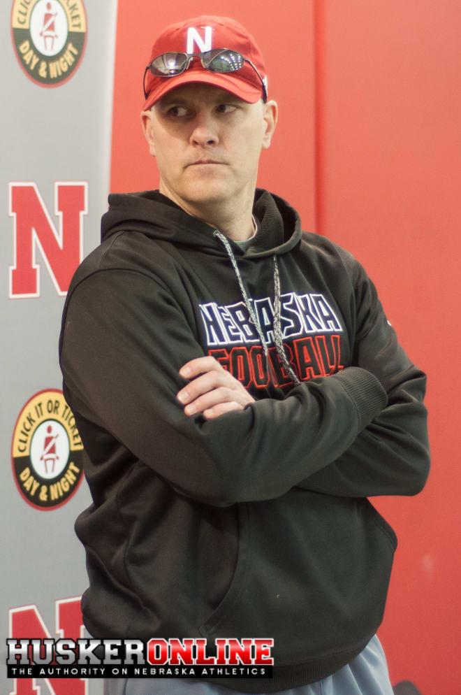 Offensive Coordinator Danny Langsdorf