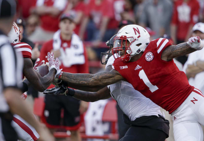 Lamar Jackson and the rest of NU's cornerbacks got thrown into the fire right away vs. Arkansas State.
