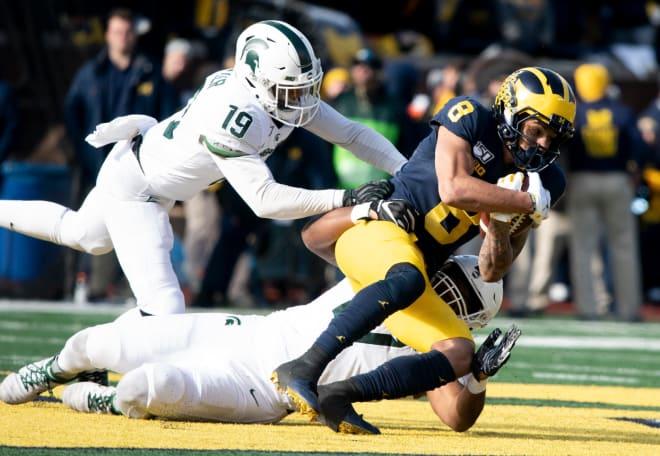 TheWolverine - Bell Gives Credit For His Career Day To Blocking Efforts Of U-M's WRs
