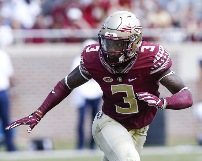FSU's Derwin James declares for National Football League draft
