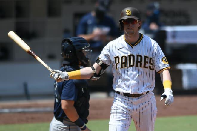 Former Michigan Wolverines baseball player Jake Cronenworth