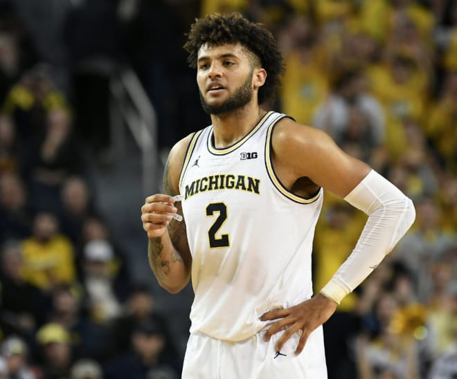 Michigan Wolverines basketball junior forward Isaiah Livers will test the NBA waters and sign with an agent.