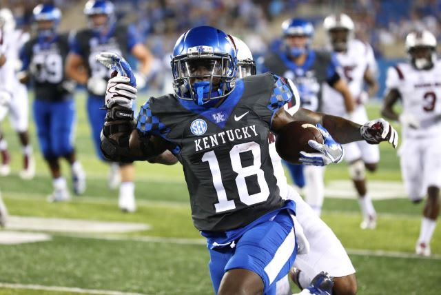 CatsIllustrated.com - Game Grades: UK-South Carolina report card by position