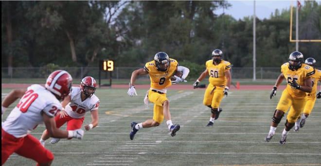ASUDevils - Junior College WR Brandon Pierce joins the Sun Devils