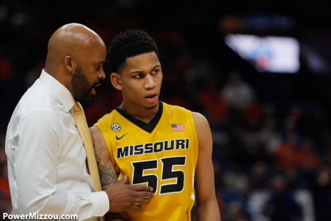 Missouri freshman point guard Blake Harris is on the move, transferring to NC State, where he'll be a walk-on for the second semeter.