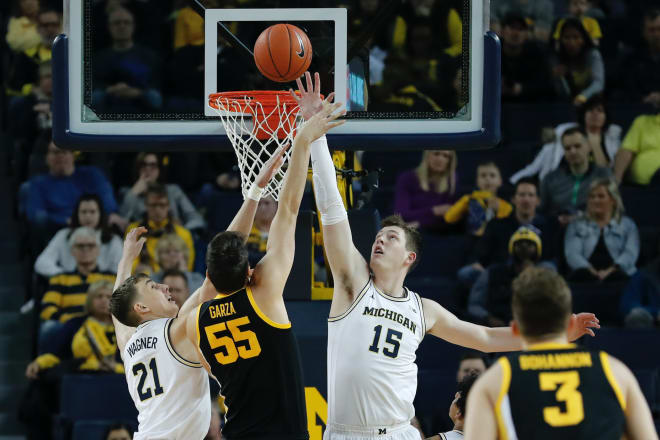 MI basketball gameday: rematch at Iowa