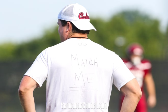 Will Muschamp || Photo by Katie Dugan