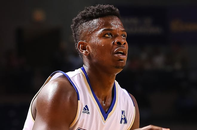 Junior Etou led Tulsa with 22 points in its exhibition win over NWOSU.