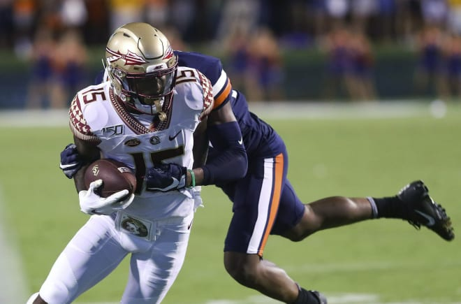 Warchant - FSU's time of possession is historically bad ... so 'Noles will push faster