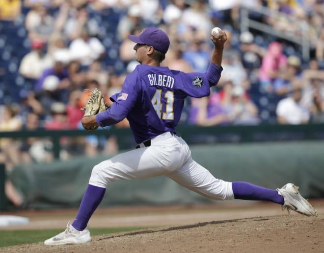 LSU tames Hawaii in second baseball game of series