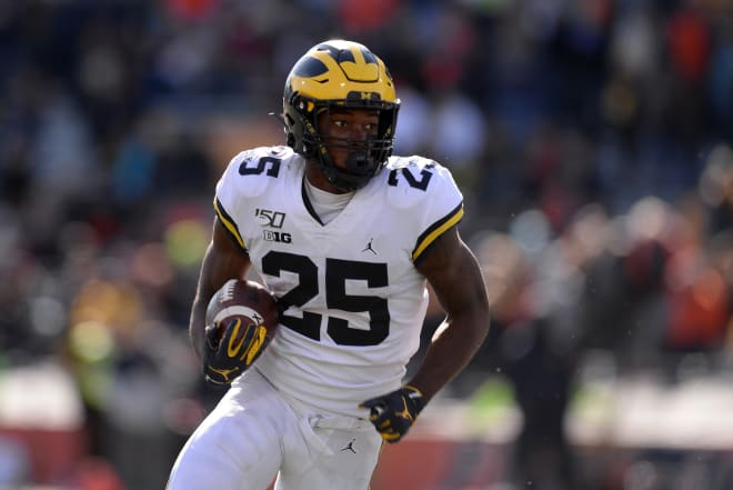 TheWolverine - Season Moving Fast For Danna; Haskins Making The Most Of Opportunity