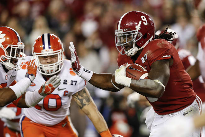 Former Tide corner Fernando Bryant: 'Can't have a playoff without Alabama'