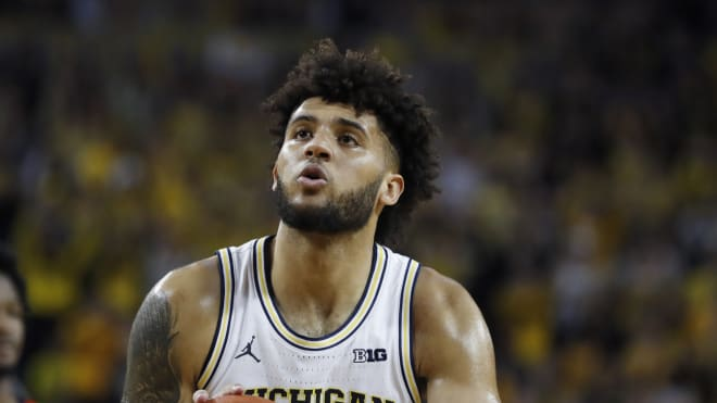 Michigan Wolverines Basketball forward Isaiah Livers is open to returning to U-M next year.