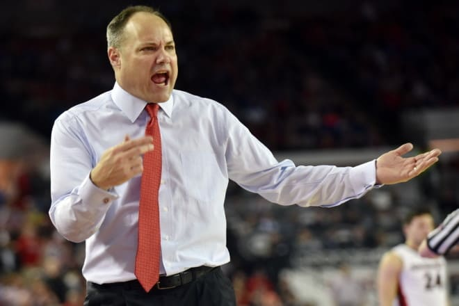 YAHOO's Pat Forde writes that Georgia is looking at possible replacements for Mark Fox.