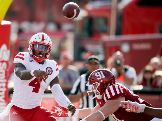Nebraska must be better on third downs than the season-low 33 percent it was at Indiana.