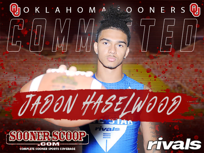 Five-star WR Jadon Haselwood makes commitment