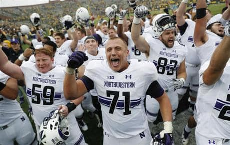 newest a81aa ade9a WildcatReport - 2018 Northwestern Preview: Offensive Line