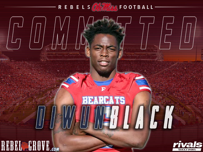 Forest's Diwun Black commits to Ole Miss following Mississippi State decommitment