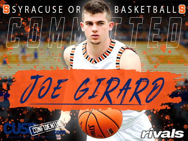 Basketball Recruiting Rivals150 Guard Joe Girard Stays