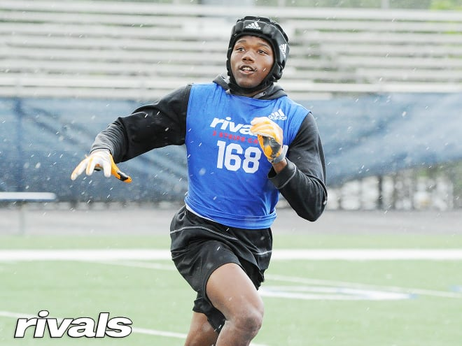 Jimmy Calloway (2020) has a chance to see the field early for Tennessee in 2020.
