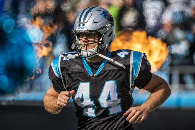 Jansen, who has been with Carolina since 2009, is the fourth-most tenured long snapper in the NFL.