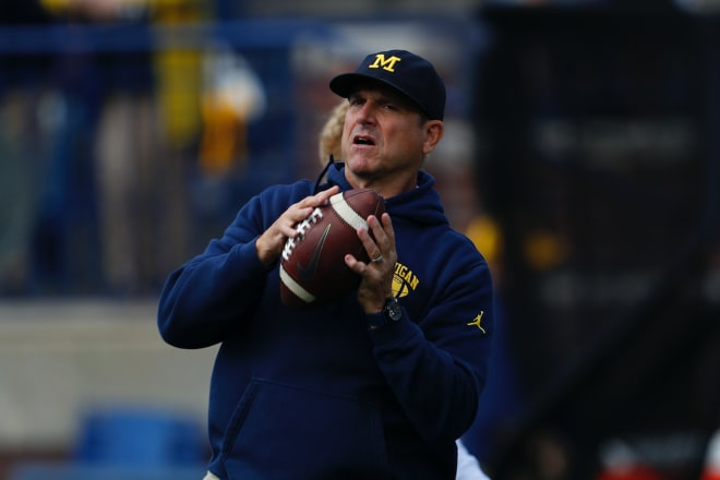 TheWolverine - Videos: Harbaugh, Players Discuss The Challenges That Await At Wisconsin