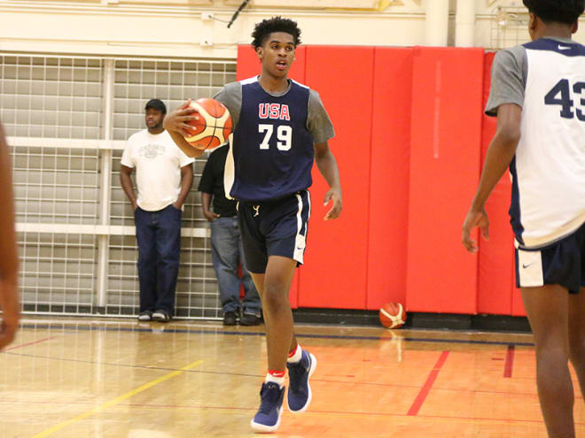 BasketballRecruiting.Rivals.com - 2020 guard Josh Christopher seeing interest from two new schools