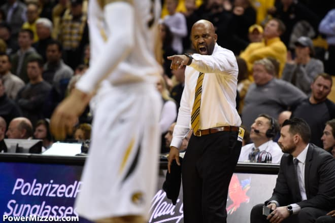 Missouri head coach Cuonzo Martin compared his vision for the Tigers' 2018-2019 squad to Villanova.