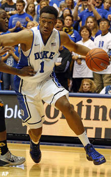 DevilsIllustrated com - Duke routs Bowie State in exhibition