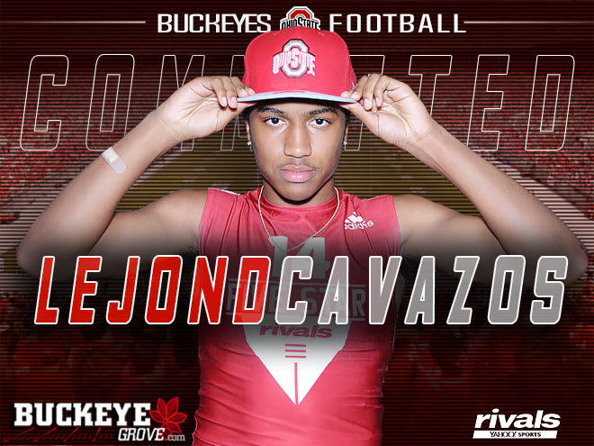 Rivals.com - Cavazos chooses Ohio State live from # ...