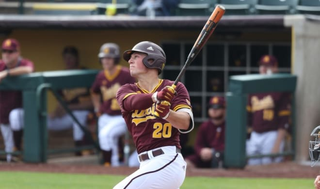 At age 12, Torkelson blasted 36 home runs in one season. Certainly a sign of things to come.