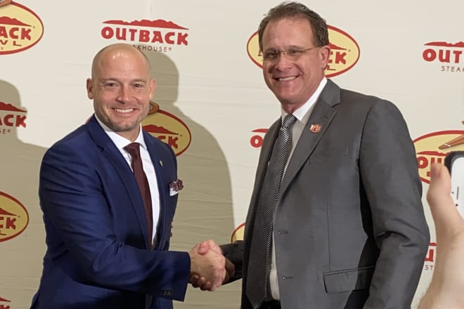 Minnesota vs Auburn Prediction: How to Bet the Outback Bowl