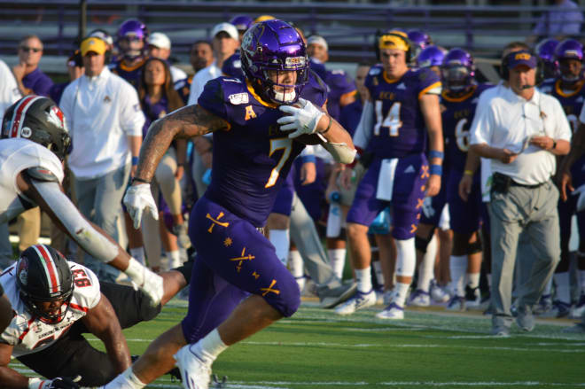 Pirate running back Darius Pinnix will be able to redshirt and could still play in ECU's last two games of the season.