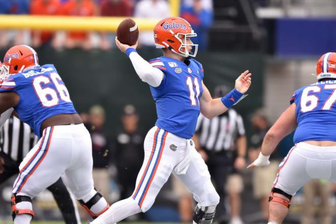 Florida's Kyle Trask