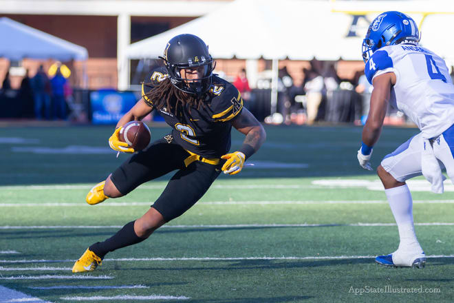 App State Win Over Georgia State Sets Up Big Finale