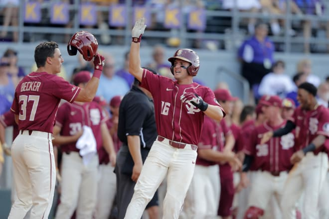 Warchant - That chip on the Seminoles' shoulder? It's coming with them to Omaha
