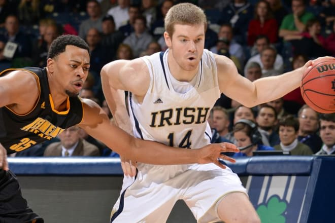 Scott Martin started 84 games for Notre Dame, highlighted by a No. 2 seed in the 2011 NCAA Tournament.