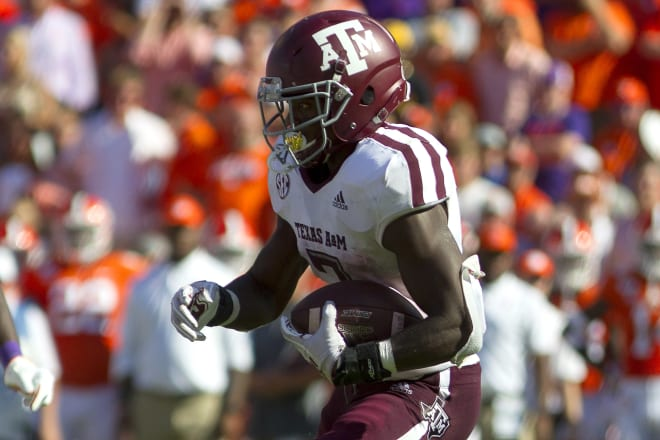 Texas A&M RB Corbin transfers to Florida State